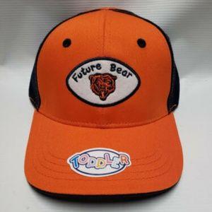 Chicago Bears NFL Future Bear Cap HAT Toddler NEW